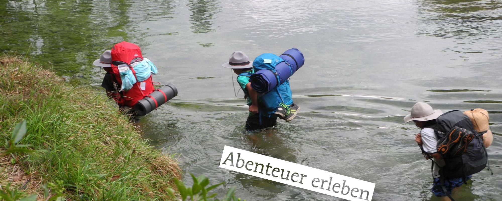 Abenteuer Erleben